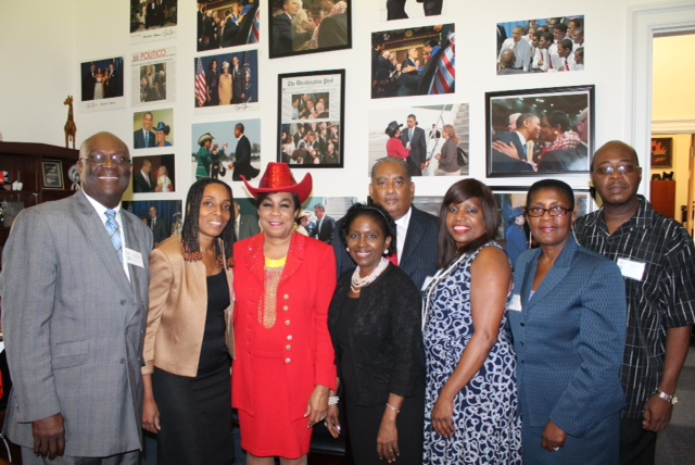 Caribbean American Heritage Month Legislative Conference Week on Capitol Hill and White House