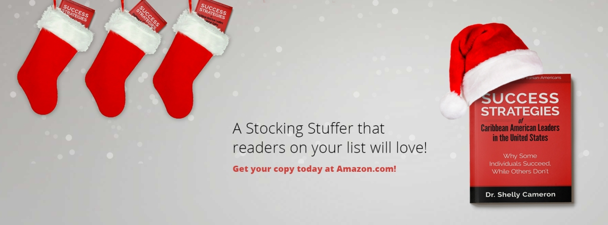 Success Strategies: Stocking Stuffer for Readers