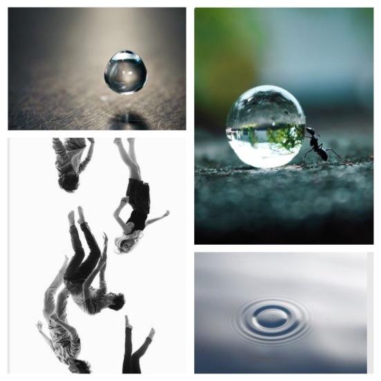 rain drop pic
