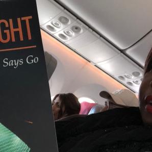 Reading in Flight